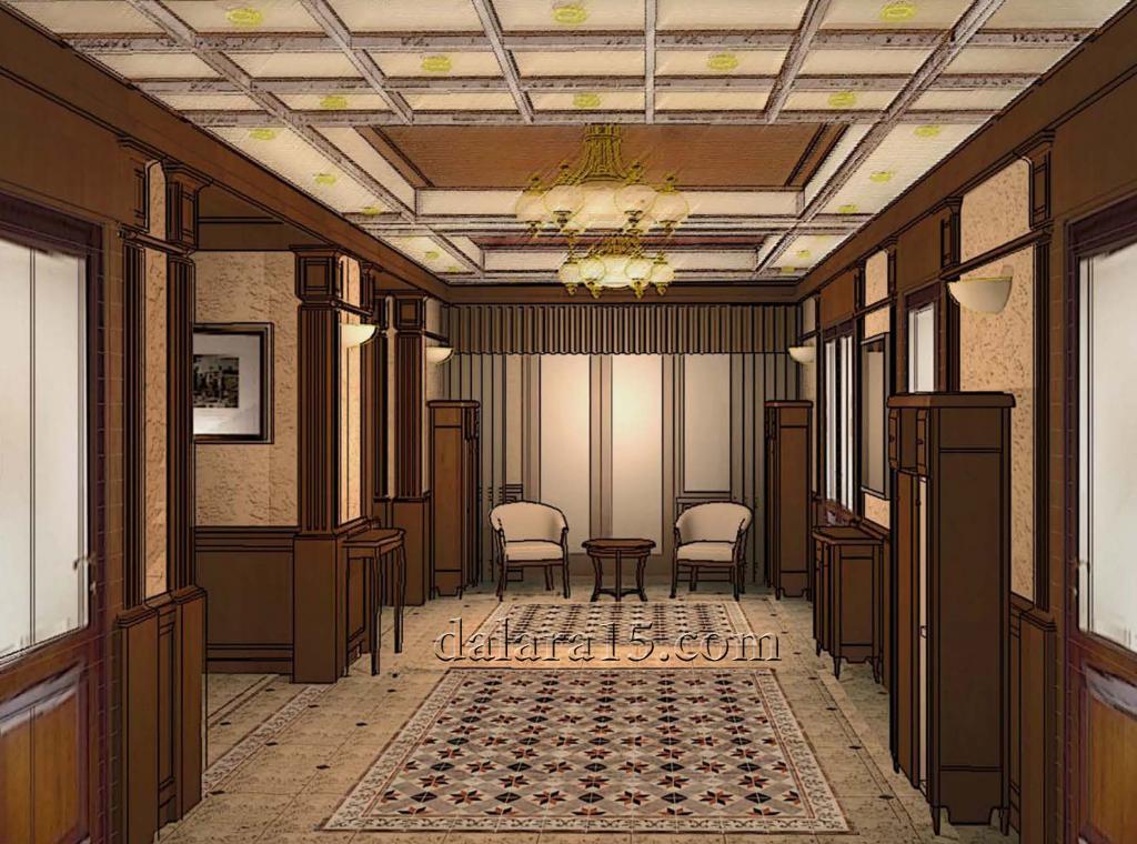 Дизайн холл в контакте